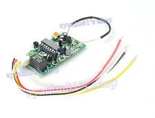 DC 12V Microwave Radar Sensor Body Motion Detector Switch Module Realy Output