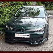 VW GOLF 4 GOLF IV FRONTSTOSSSTANGE Schürze mit TÜV tuning-rs.eu