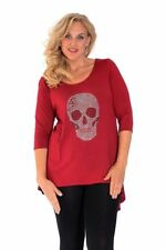 Tunic Casual Skull for Women