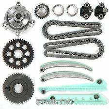 00-04 4.6L FORD V8 SOHC DOHC GRAND MARQUIS Engine Timing Chain Water Pump Kit