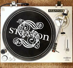 Vintage STANTON STR8-30 DJ Party PROFESSIONAL TURNTABLE ~ AS IS SEE PHOTOS
