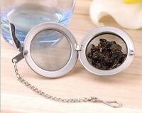 Gewürzkugel Tee Teesieb Sieb Teekugel Teeei Gewürzfilter Ø:4,5 cm