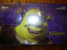SHREK  SEALED COLLECTOR CARD BOX BY DART