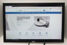 """Dell 2407WFP 24"""" LCD Widescreen Monitor 1920x1200 16:10 VGA DVI Component"""