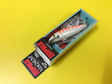 Rapala Sinking Countdown Magnum CD-7 Mag CG, Pearl Fluo Orange Color Lure.