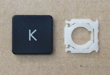 "New replacement letter K Key with Type A clip, Macbook Pro Unibody  13"" 15"" 17"""