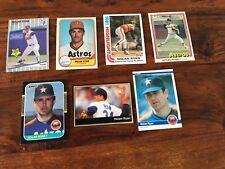 Nolan Ryan Assortment Of 14 Cards