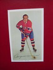 1972-73-Montreal Canadiens-#25-Jacques Lemaire Postcard.