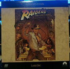 New ListingRaiders of the Lost Ark Laserdisc Ld 1992 Widescreen Edition Indiana Jones