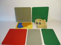 ( HK ) LEGO DUPLO PLATTEN  Bauplatten 24 x 24 24 x 16 3D ZUR AUSWAHL 38 x 38 cm