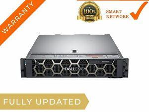 DELL PowerEdge R840 24 x 2.5 Bays 4x 8268 XEON 768GB Memory 12x 1TB HDD