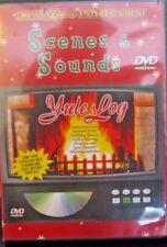 Drew's Famous Christmas Xmas Yule Log (DVD) NEW REGION FREE worldwide music song