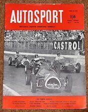 Autosport 25/6/54 - LE MANS - BELGIAN GP - SHELSLEY WALSH - KIRKISTOWN - MUNSTER