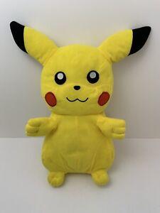 "Pokemon Pikachu Plush 16"" Tall Toy Factory 2009"