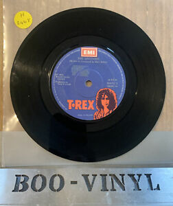 "T. Rex - The Groover  (7"" Single 1973) Dutch Press VG+"