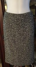New Collezioni Skirts, Armani Collections Tweed Pencil Skirt Sz. 10 or 46