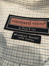 Vineyard Vines Murray Shirt Size Large Mint! Free Ship!