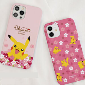 Genuine Pokemon Spring Slim Case iPhone 12 Pro Pro Max 12 mini made in Korea