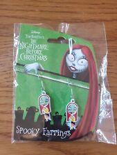 Disney The Nightmare Before Christmas Sally Earrings New