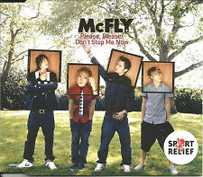 McFLY Please / Don't Stop 6TRX LIVE & VIDEO & POSTER CD single SEALED USA seller