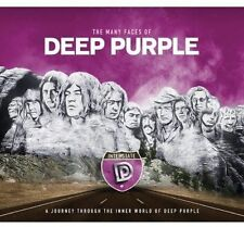 CD de musique digipack deep purple