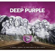 CD de musique rock digipack deep purple