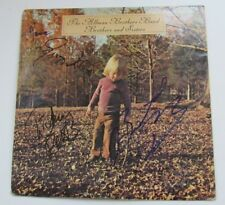 Allman Brothers Signed Brothers And Sisters Lp Allman Dickey Betts Trucks Jaimoe