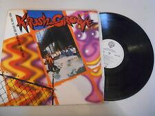 LP OST Krush Groove (10 Song) WARNER MUSIC / GERMANY Hiphop Rap Beastie Boys