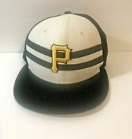 MLB All Star Game Pittsburgh Pirates New Era Fitted Hat 7 1/8 59 Fifty Cap