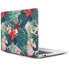 MacBook Air 13 inch Case Plastic Rubber Hard Shockproof Protective Cover Tropic