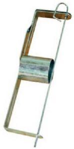 Goldblatt, Drywall Tape Holder, Plated Metal Construction
