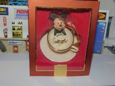 Lenox A Ride With Mickey Mouse Ornament Disney in Box teacup