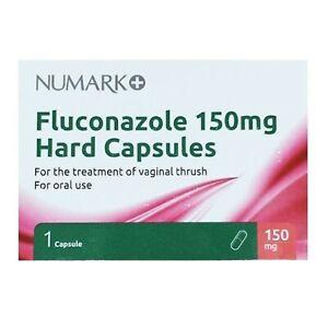 Numark Vaginal Thrush Treatment - 150mg Hard Capsule