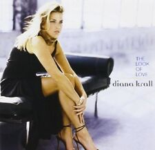 Diana Krall - The Look Of Love - Diana Krall CD CVVG The Cheap Fast Free Post