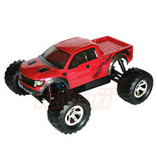 COLT 150 w/Decal Mask Body EP 4WD 1:10 RC Cars Monster Truck Off Road #M2343