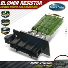 Blower Motor Speed Resistor For Dodge Sprinter 2500 3500 2004-2006 5133432AA