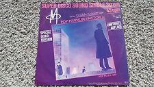M (Robin Scott) - Pop Muzik 12'' Disco Vinyl 1979