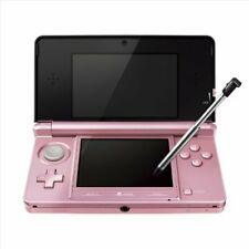 USED Nintendo 3DS Misty pink [end product manufacturers] JAPAN F/S