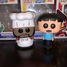 New listing Funko Pop! South Park Randy & Chef Vinyl Figures