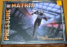 SEALED NEW Pressure Matrix Futuristic Sci-Fi Fantasy Strategy Board Game