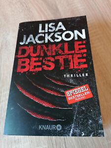 Dunkle Bestie von Lisa Jackson * Thriller *