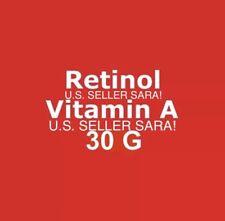 Supreme Vitamin A 0.05%, Retin Ol A Cream Anti-Aging 30Gr, SHIPS SAME DAY!🇺🇸