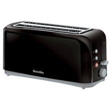 Breville VTT233 4 Slice Toaster Variable Browning Controls Ensure Every Black_UK