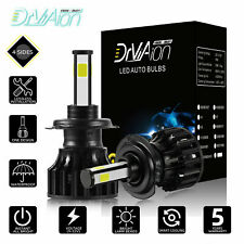 Kit LED CanBus Anti Erreur H7 80W 6000K Xenon 12V 24V Blanc 8000 lumens ventilé