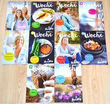 Weight Watchers Your Way Wochen 1-11 -17.3.2018 Zero SmartPoints Wochenbroschüre