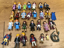 Playmobil Konvolut Figuren, Ritter, Fantasy, Piraten, Western, 30 Teile