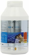 Equazen Eye Q Omega 3 & 6 Family Pack 360 Capsules