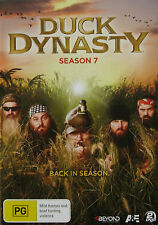 DUCK DYNASTY: SEASON 7 (2 DISC SET) **** Brand New/Sealed & AU Stock ****