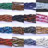 4MM 6MM 8MM 10MM Natural Gemstone Round  Loose Spacer Loose Beads Making Jewelry