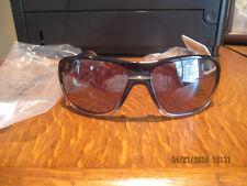 NWT--SunDog Sunglasses--Zup #21130--Black with Grey Polarized Lens